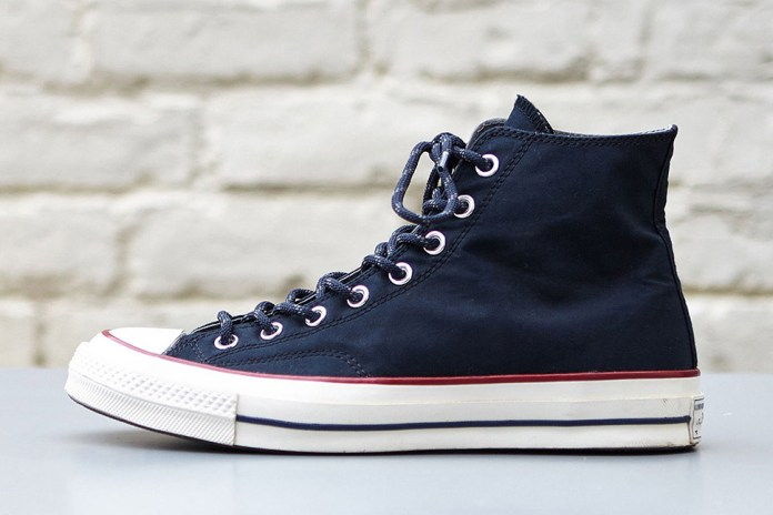Nigel Cabourn Teams up With Converse for a Special Edition of the Chuck Taylor Hi '70