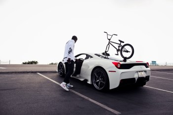 Nigel Sylvester Shreds Through Los Angeles In the Latest Installment of 'GO!'