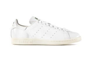 adidas Originals by NIGO 2016 Spring Stan Smith White/Green
