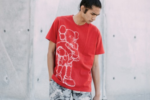 KAWS and NIGO's UT Collection Is the Resurrection of OriginalFake We Deserve