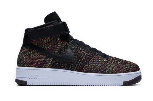 "Nike Air Force 1 Mid Flyknit ""Multicolor"""