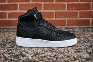 "Nike Air Force 1 High LV8 ""Woven"""