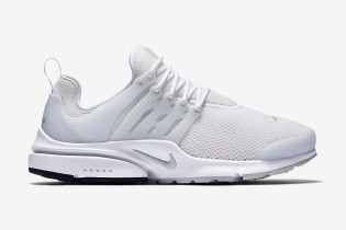 "Nike Air Presto ""Pure Platinum"""