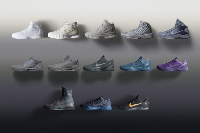 """Nike Is Auctioning off a """"Black Mamba"""" Pack Autographed by Kobe Bryant Himself"""