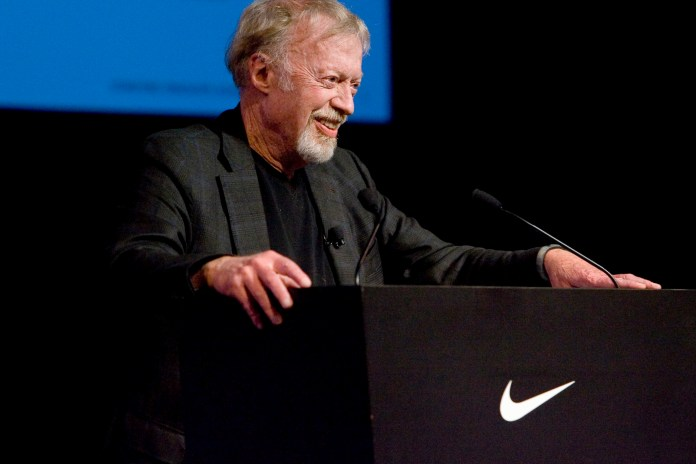Nike Co-Founder Phil Knight Will Step Down as Chairman in June