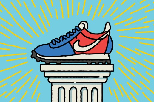 An Illustrated History of Nike's Flyknit Technology