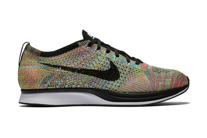 Nike Is Bringing Back the Original Multicolored Flyknit Racer