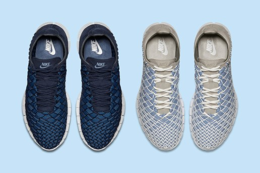 Nike Introduces Two Blue Free Inneva Wovens for Spring