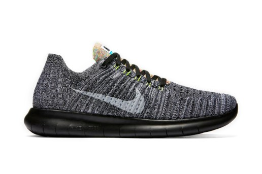 Nike's Free RN Flyknit Silhouette Joins the Multicolor Family
