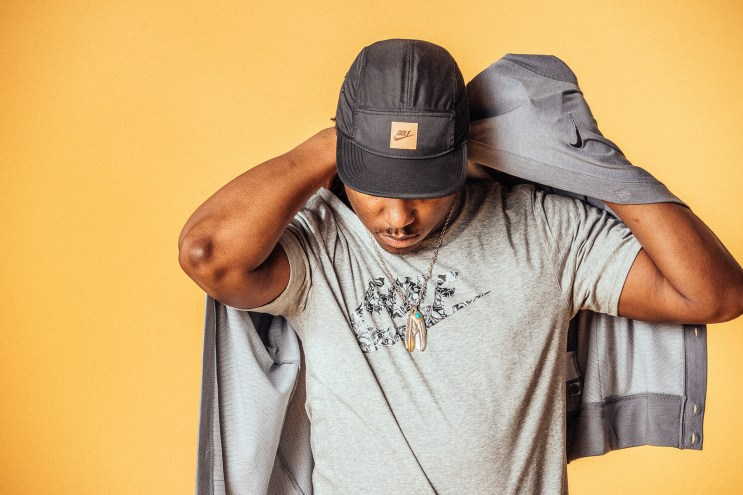 Marcus Troy Proves Golf Gear Can Look Street in This Nike Editorial