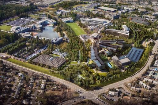 Nike, Inc. Reveals Designs for World Headquarters