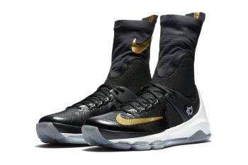 "Nike KD 8 Elite ""Black"""