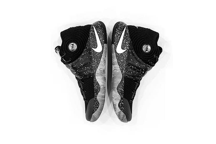 Nike's Kyrie 2 Gets a Black Speckled Makeover for EYBL Season