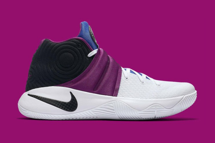 The Nike Kyrie 2 Meets the Air Flight Huarache