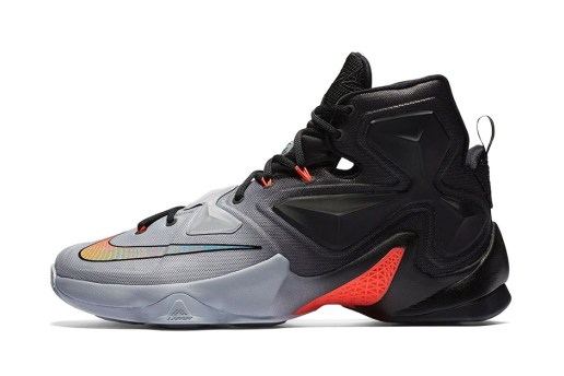 This Nike LeBron 13 Taps the History of the Cleveland Cavaliers Countless Uniforms