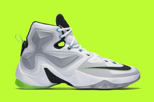 Nike's LeBron 13 Receives Inspiration From Another Classic Swoosh Silhouette