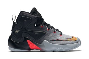 "#hypebeastkids: Nike LeBron 13 GS ""Wolf Grey"""