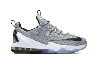 "Nike LeBron 13 Low ""Cool Grey"""