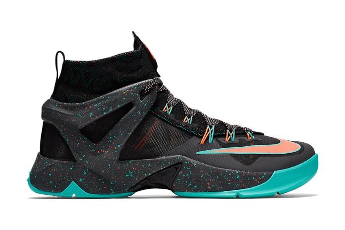 "Nike LeBron Ambassador VIII ""South Beach"""
