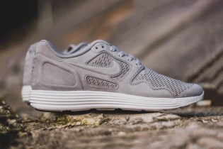 "Nike Lunar Flow LSR ""Medium Grey"""