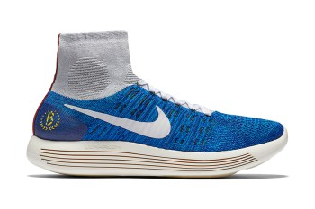 The Nike LunarEpic Flyknit Is Getting a Makeover for the Boston Marathon