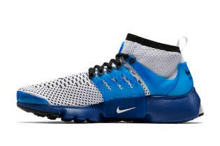 "Nike Air Presto Ultra Flyknit ""Racer Blue/Midnight Navy"""