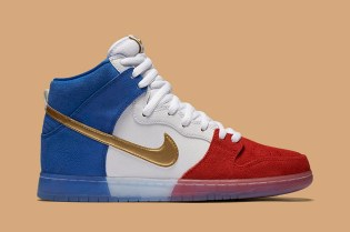 "Nike SB Dunk High ""Tricolor"""