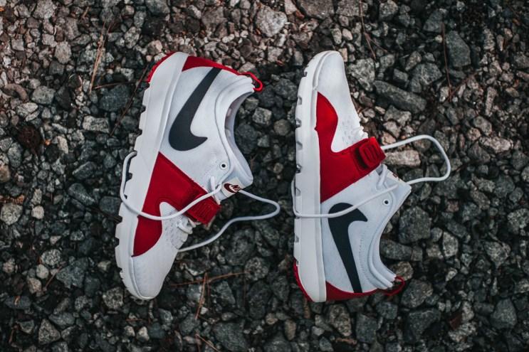 Nike SB Trainerendor White/Obsidian-University Red
