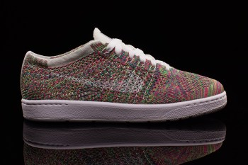 Nike's Tennis Classic Ultra Flyknit Gets the Multicolored Treatment
