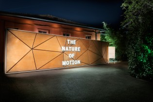 "Inside Nike's ""The Nature of Motion"" at Milano Design Week"
