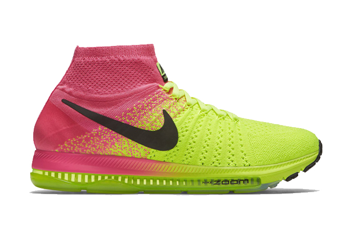 Nike's LunarEpic Flyknit Meets Zoom Cushioning