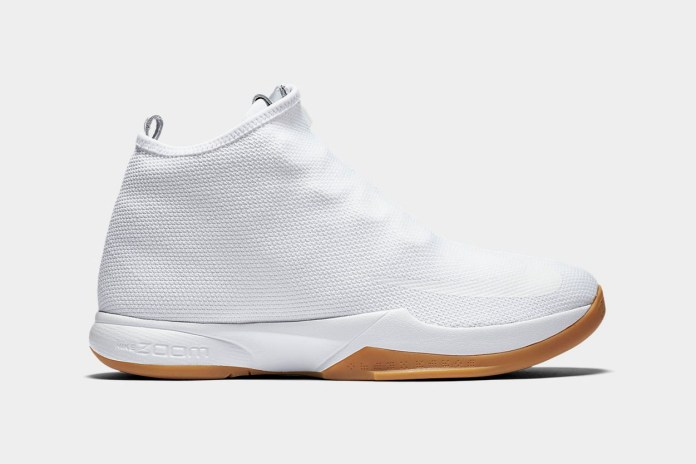 Nike Zoom Kobe Icon Comes Clean in a New White/Gum Colorway
