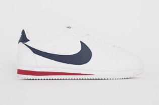 "Nike's Classic Cortez Leather Returns in a ""USA"" Colorway"