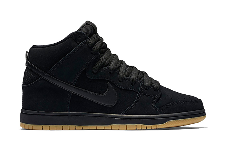You Got It Right Nike SB, Finally a Black and Gum Dunk High