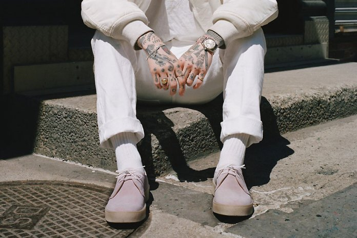 NOAH Designs a Range of Pastel Popboys With George Cox