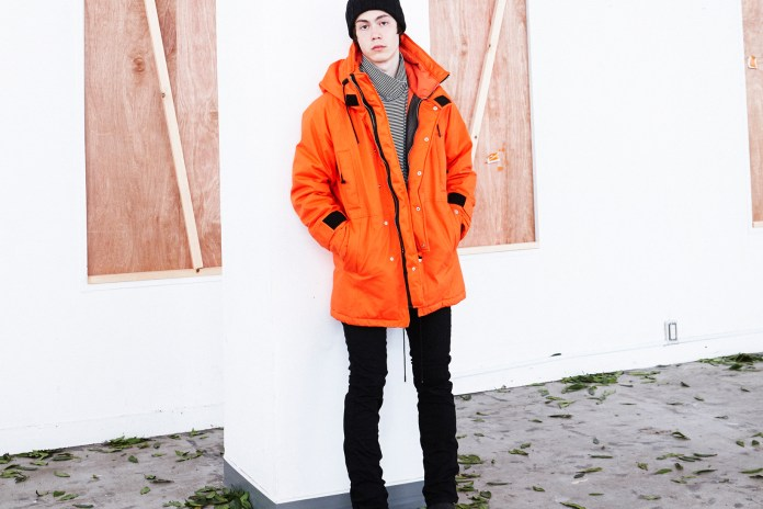 nonnative 2016 Fall/Winter Lookbook