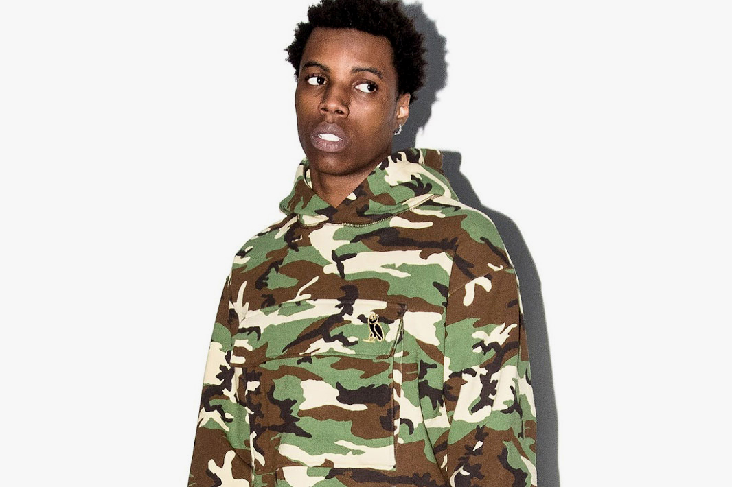 October's Very Own 2016 Spring Collection Starring OVO Signee Roy Woods