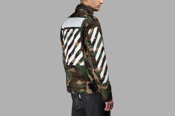 Pre-Order OFF-WHITE c/o VIRGIL ABLOH's 2016 Fall/Winter Collection