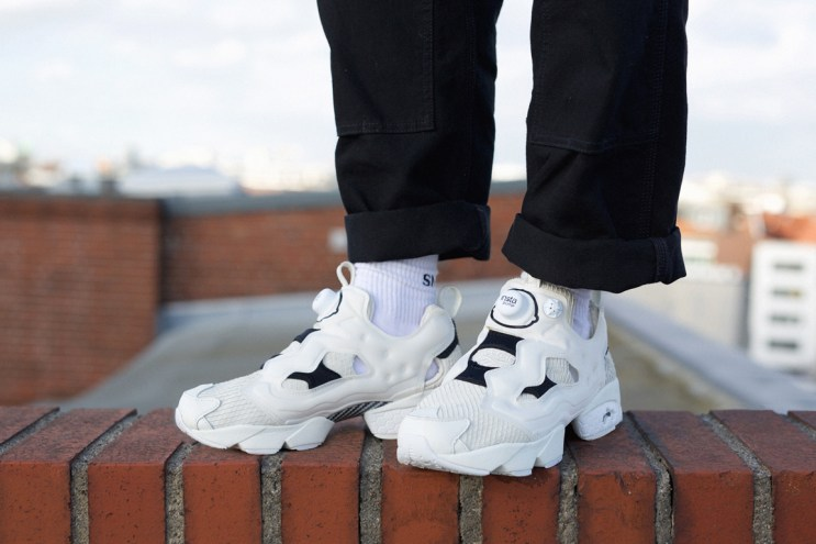"OFFSPRING x Reebok Instapump Fury ""20th Anniversary"" Pack"