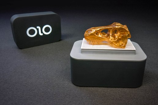 OLO, the 3D Printer Powered by Your Smartphone Screen