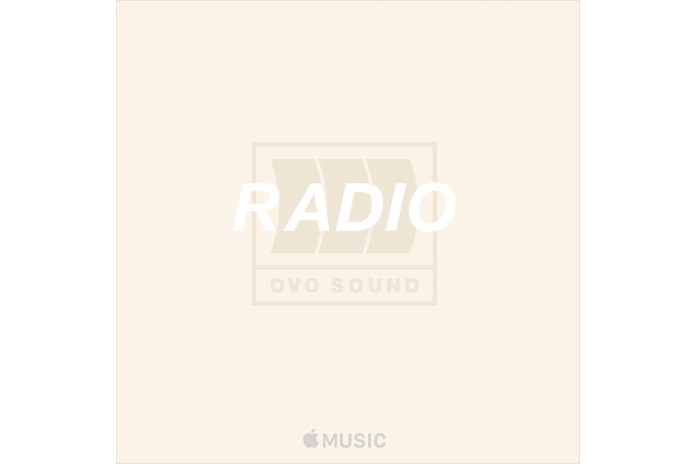 OVO Sound Radio's 19th Episode Welcomes a Guest Mix From Flat White (Virgil Abloh)