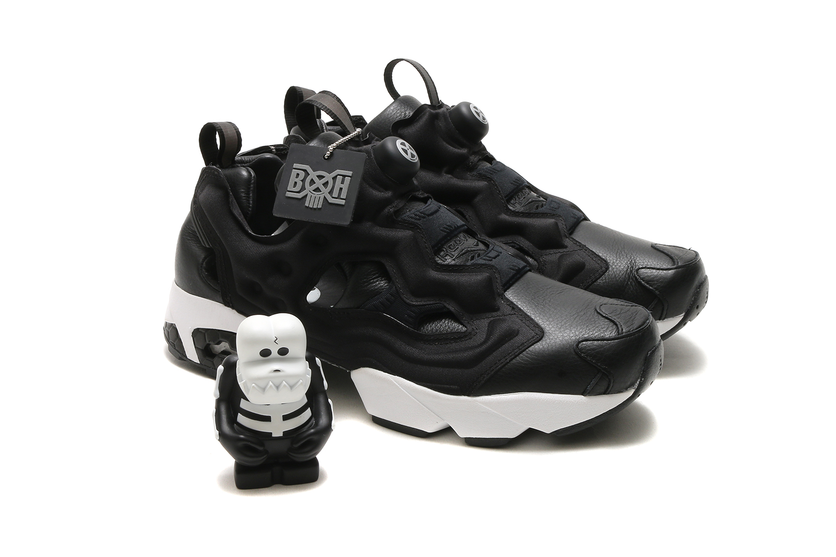 A Roundtable Discussion with the Collaborators for the Packer x atmos x BOUNTY HUNTER x Reebok Instapump Fury