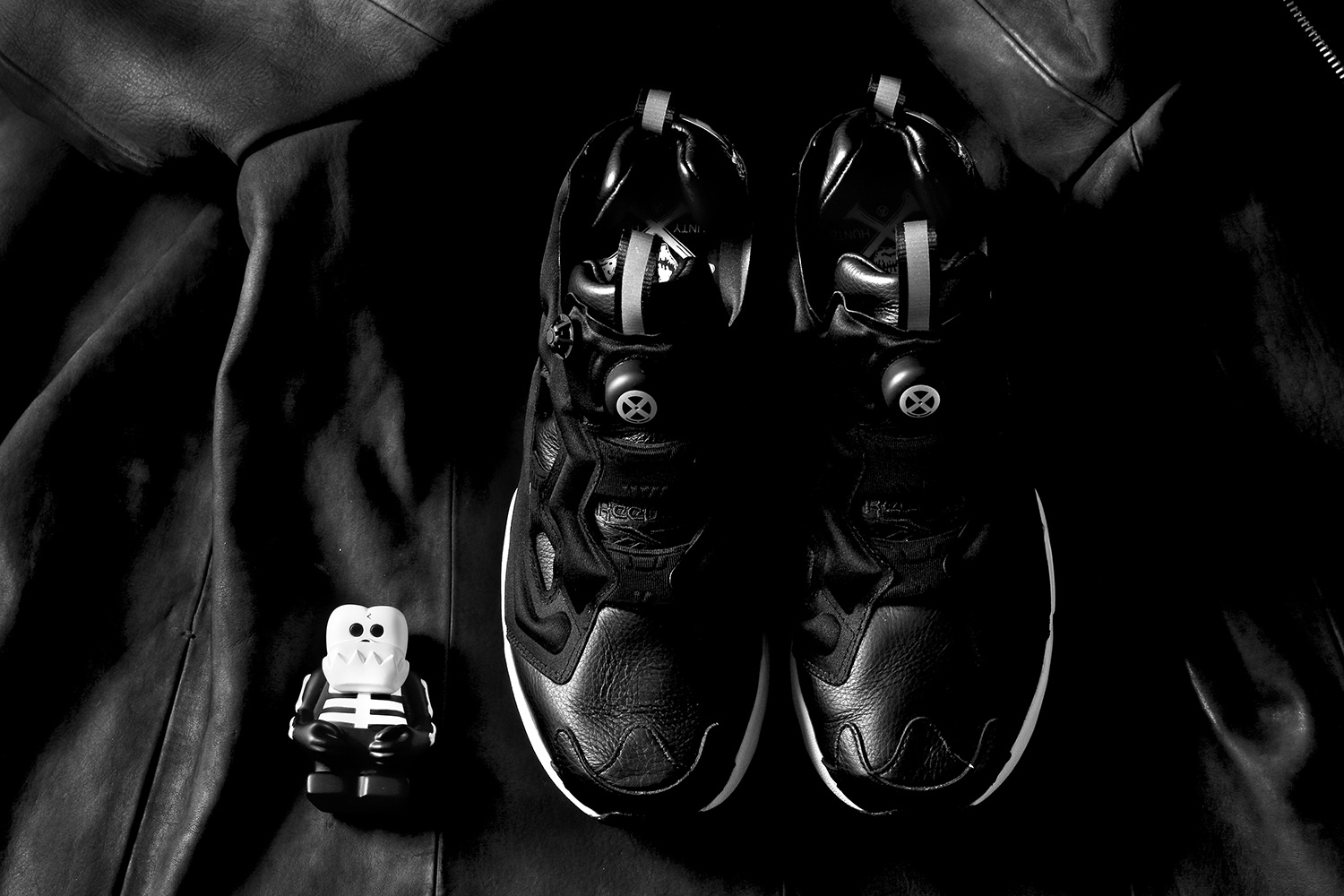 Packer x atmos x BOUNTY HUNTER x Reebok Instapump Fury