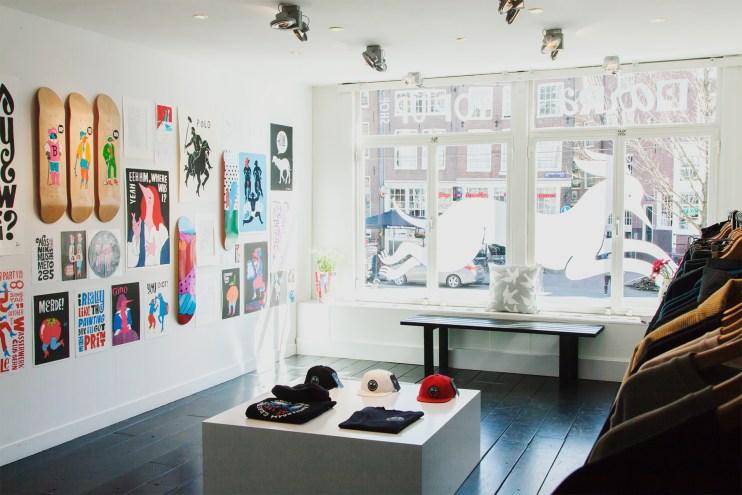"Parra ""Top-Up Store"" @ Ben-G Skateshop, Amsterdam"