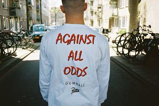 Patta Celebrates This Year's Gumball 3000
