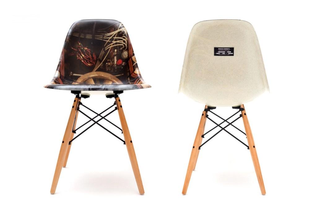 Period Correct Modernica Fiberglass Chair HYPEBEAST