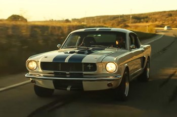 The 1965 Ford Mustang Fastback Is the Shared Passion of This Father and Son