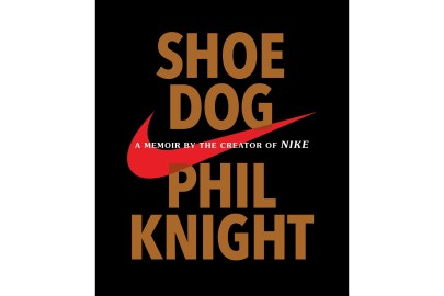 "Nike Co-Founder Phil Knight Releases His Memoir Titled ""Shoe Dog"""