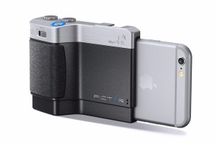 The Pictar Camera Case Turns Your iPhone Into a Point and Shoot
