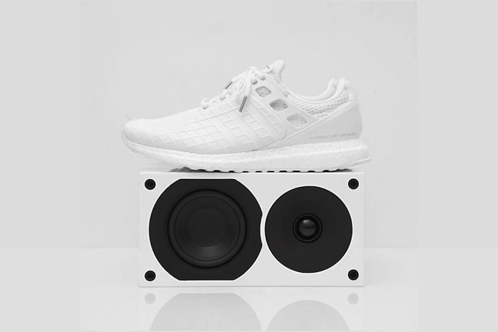 Porsche Design x adidas Ultra Boost 'Triple White'